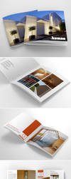 Square Portfolio / Catalogue Template by andre2886