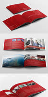 Premium Corporate Brochure Template by andre2886