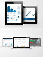 Infographic Elements Template Pack 03 by andre2886