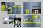 Set of Brochures / Stationery 09