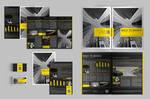 Set of Brochures / Stationery 04