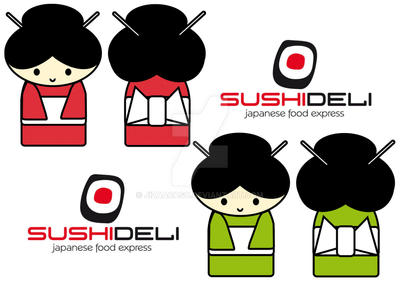 Sushi Deli Concept Art 3 by JizaAcaso
