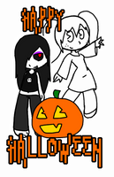 Halloween2018 by SD-The-Doodler