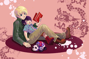 APH - Let me teach you by J-LiAnne