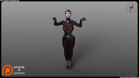The Dress 5... by Rammaukin