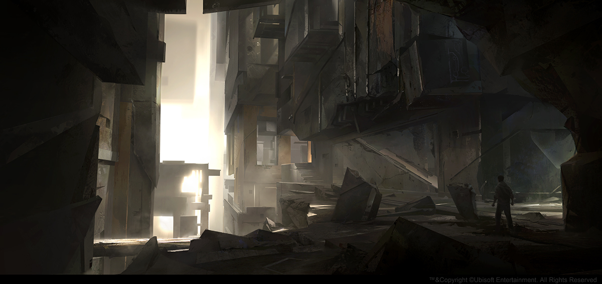 Underground Temple by wwudesign
