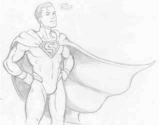Superman by korblborp