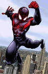 Ultimate Spider-Man Color