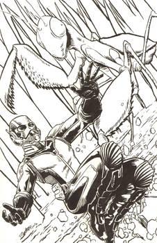 Bug Fight!