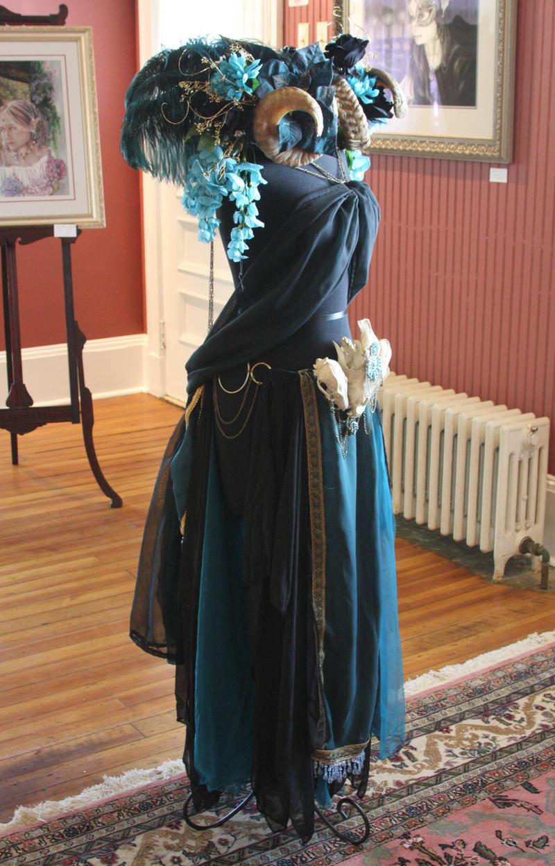 Burlesque Hafla Costume by JenniferWeiler