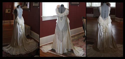 The Aurora Borealis Gown