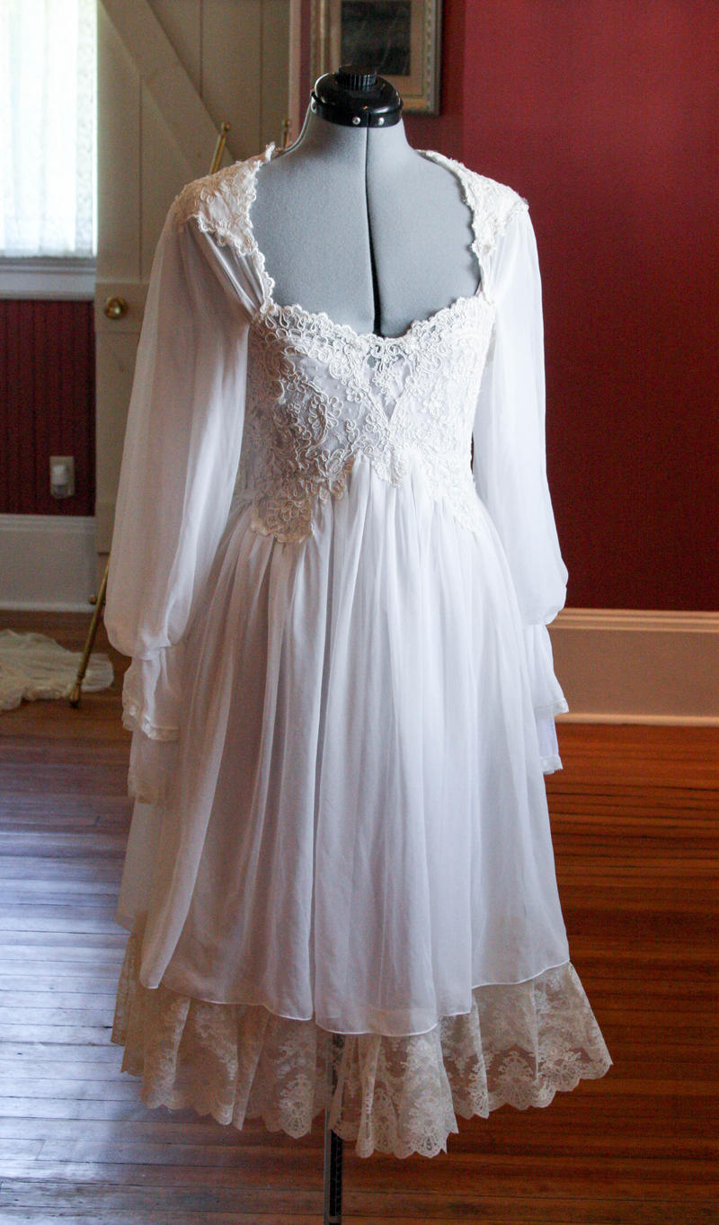 Deanna Dress Commission by JenniferWeiler