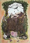 Blackbird Spring by JenniferWeiler