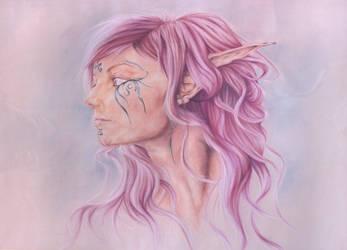The Huntress by JenniferWeiler