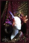 Woodland Nymph Horned Headdress
