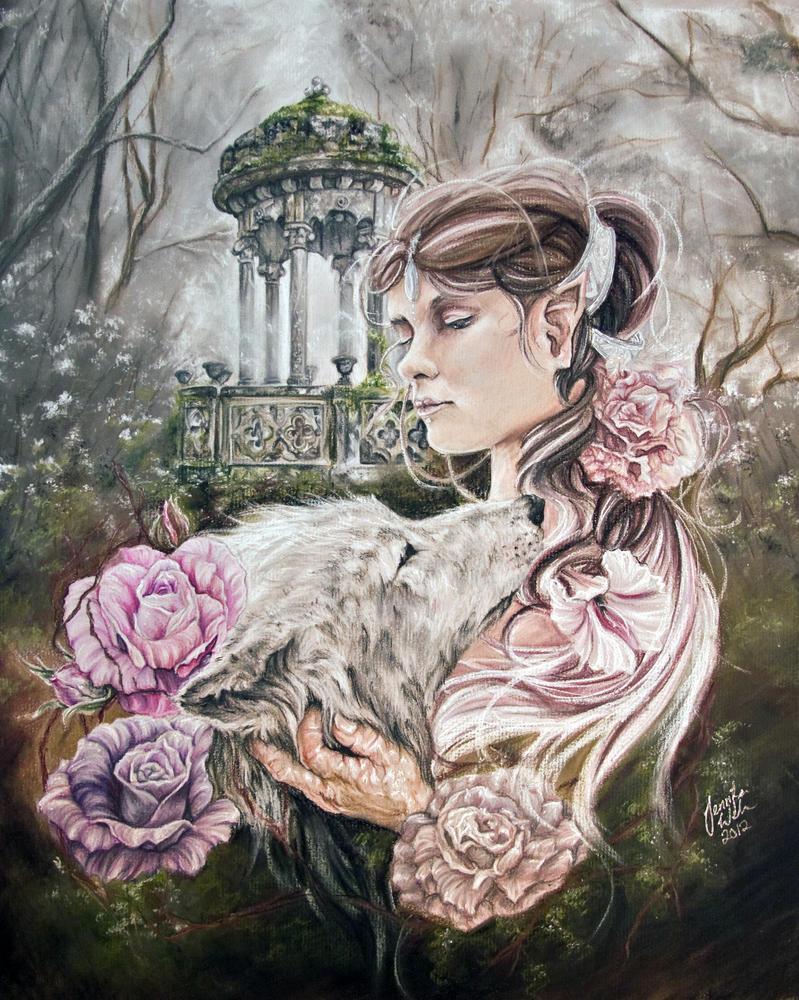 Wisdom's Heart by JenniferWeiler