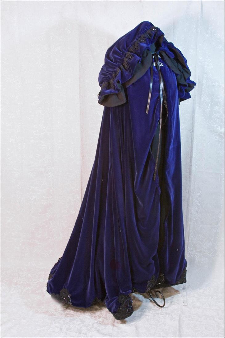 Victorian Cloak by JenniferWeiler