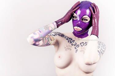 Psylocke - Rubber55 I by BelindaBartzner