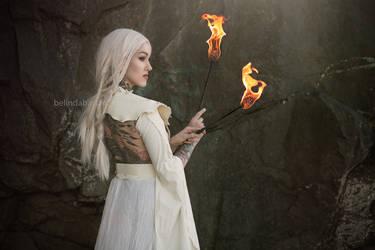 Mother of Dragons II by BelindaBartzner