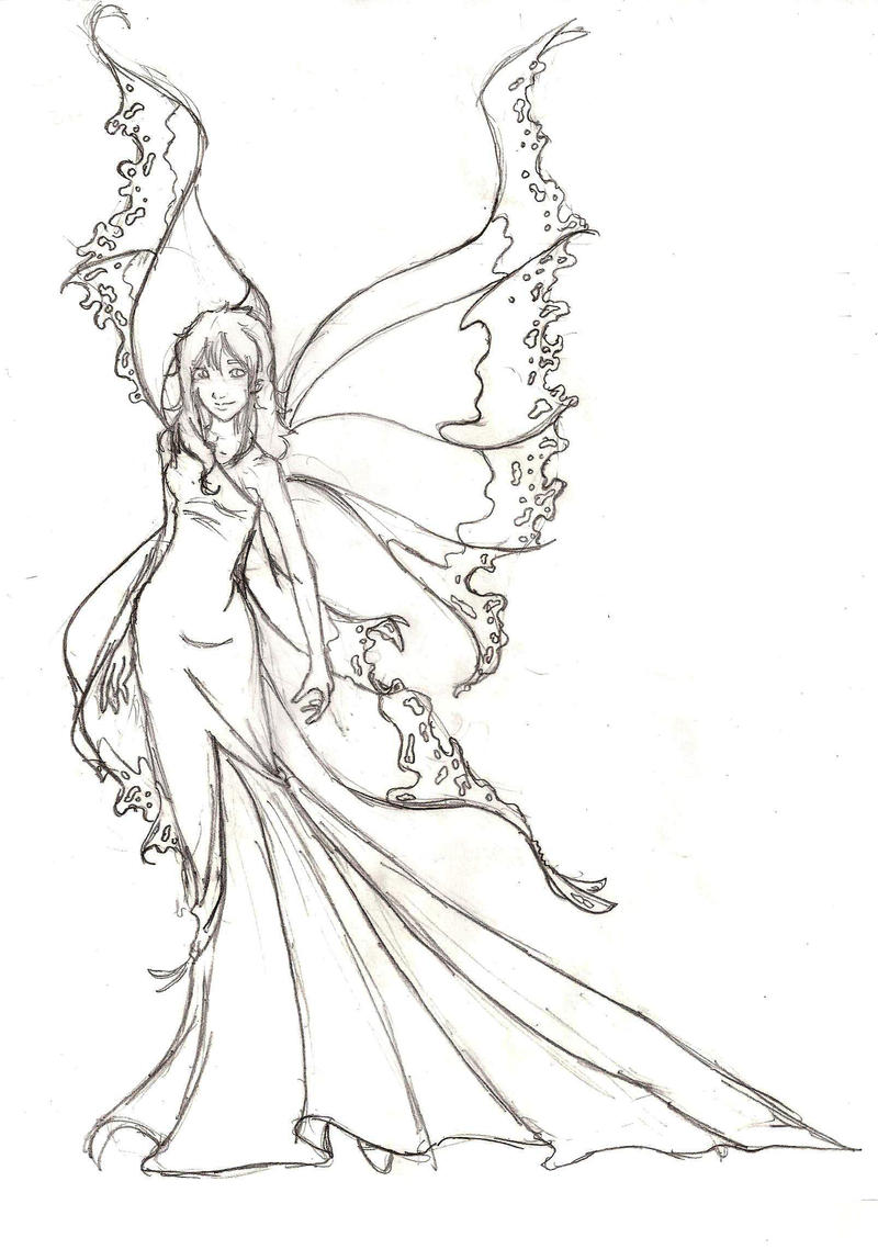 fairy wings template