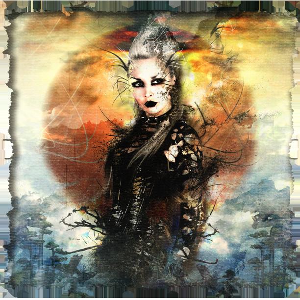 Infernal Spirit by QuixoticLifeform