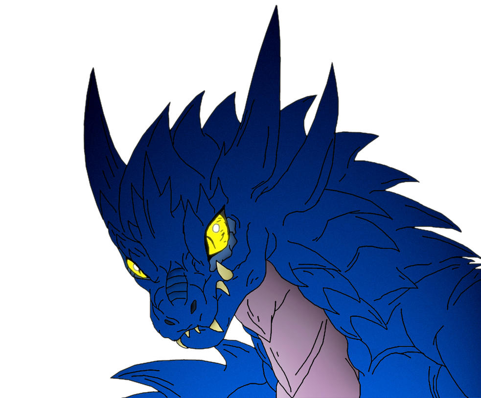 Kaiju: Here I Am by Cyprus-1