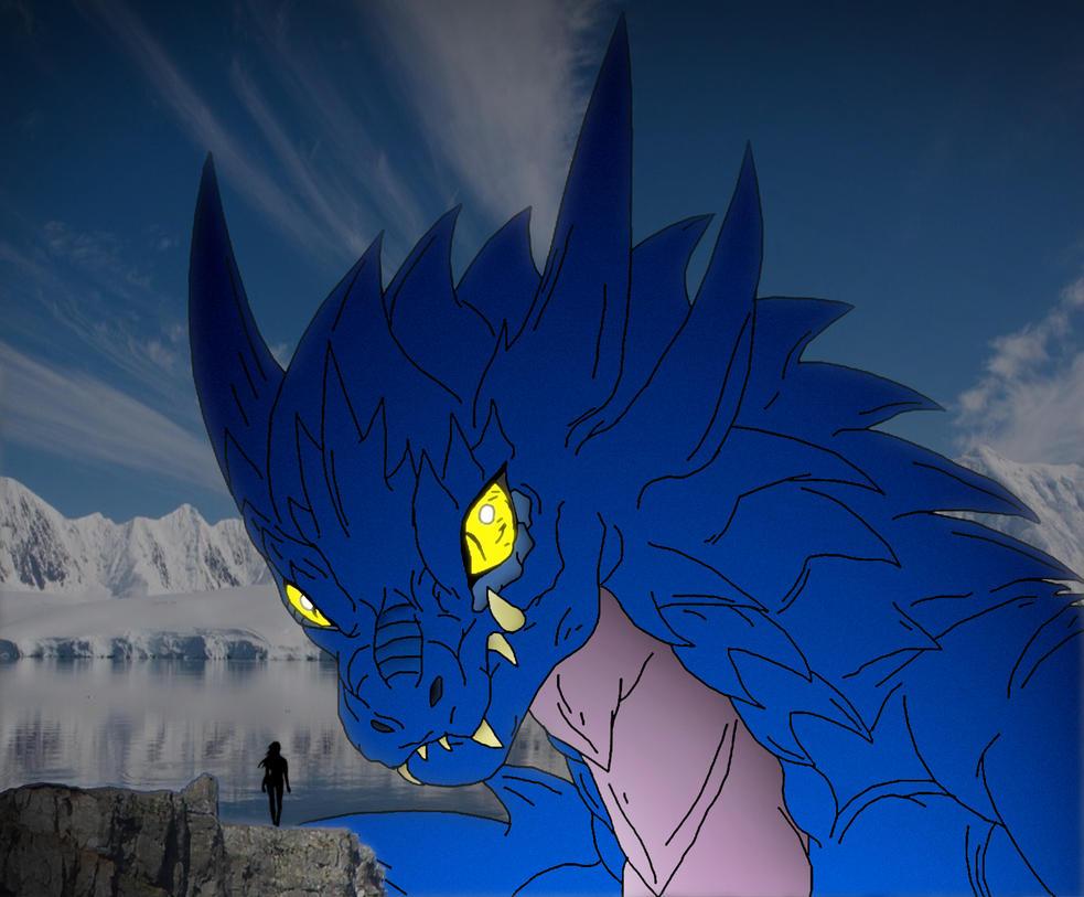 Kaiju: We Meet Again by Cyprus-1