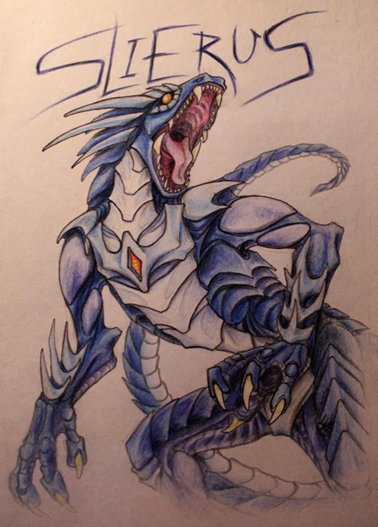 Kaiju: The Beast by Cyprus-1