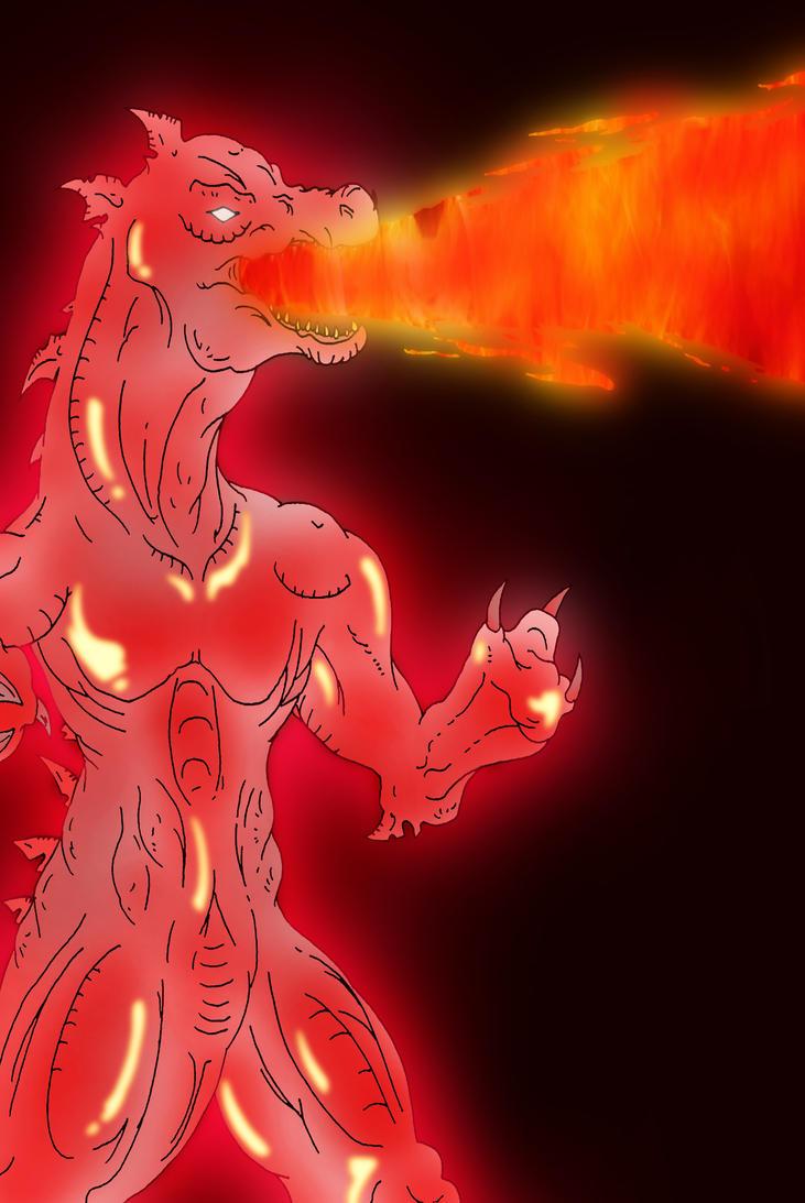 Kaiju: MELTDOWN by Cyprus-1