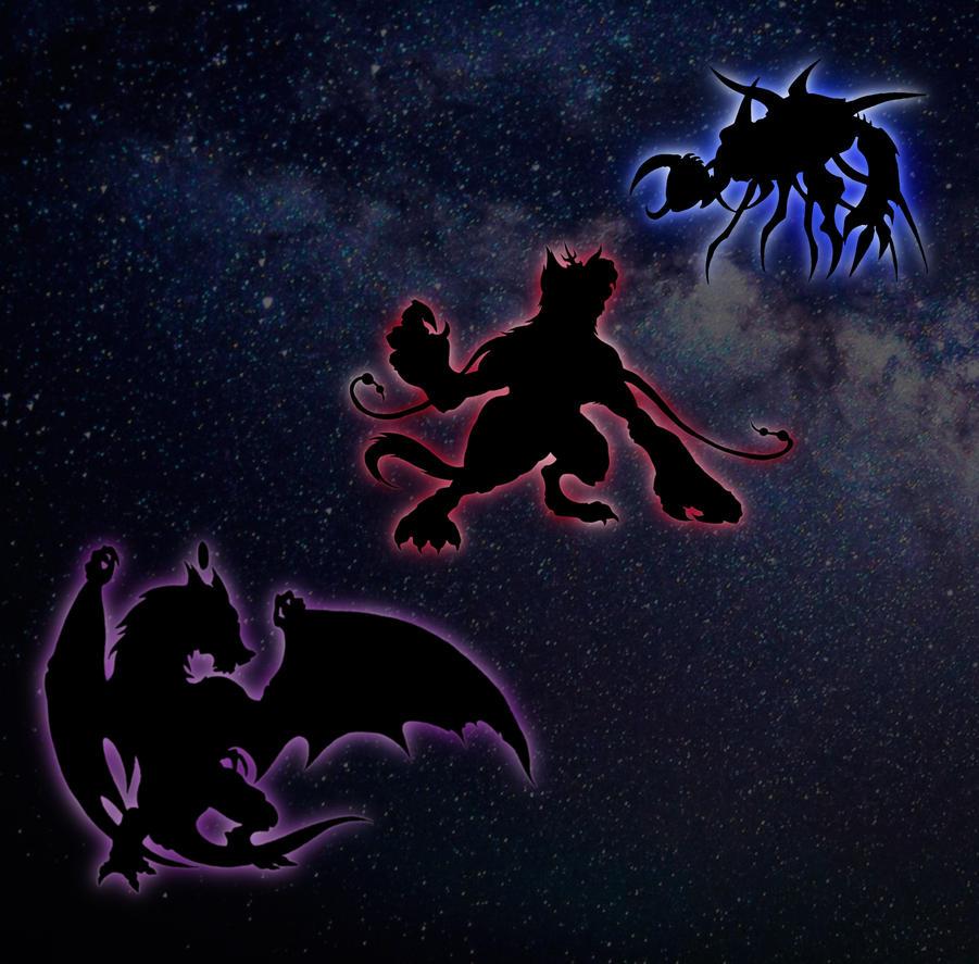 Kaiju: My Children's... by Cyprus-1