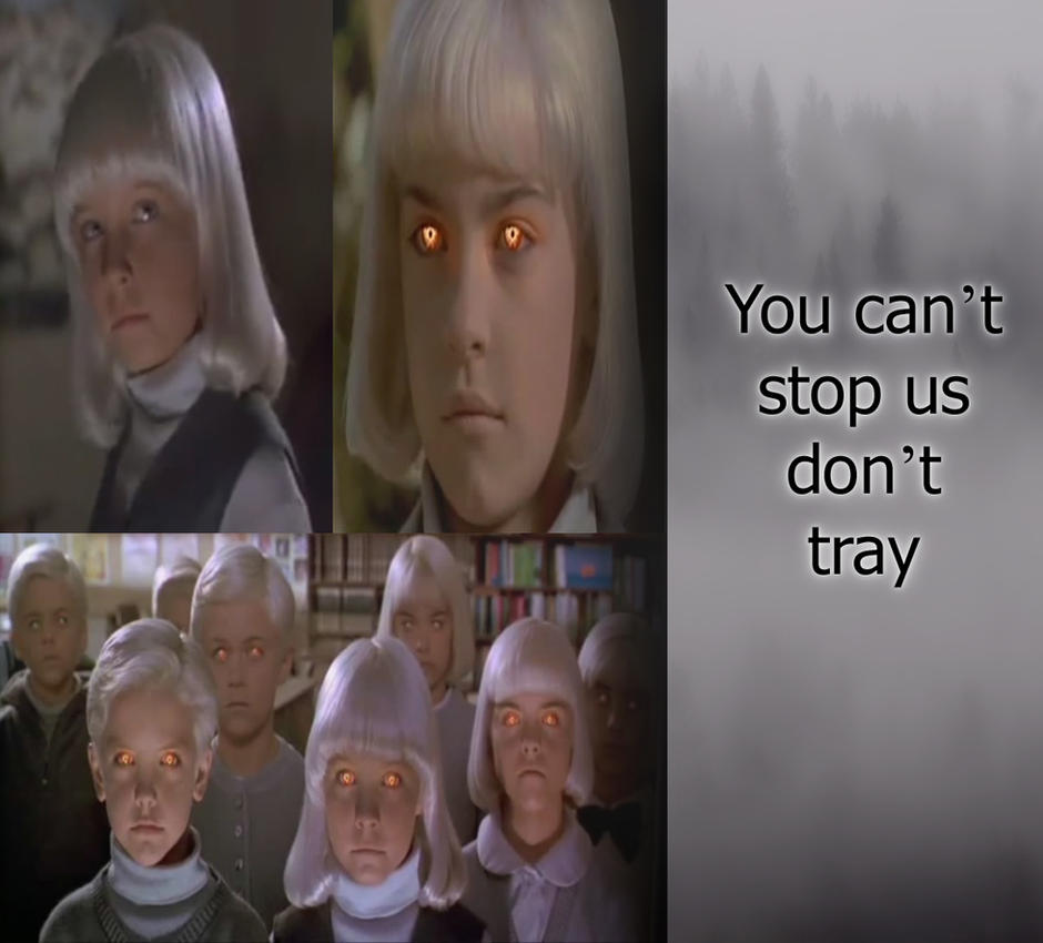 Village Of The Damned (1995) by Cyprus-1