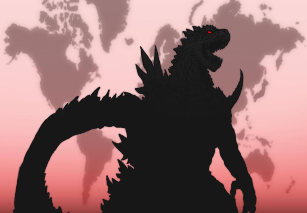 Kaiju: Awakened Rage [Shin-Godzilla 2016] by Cyprus-1