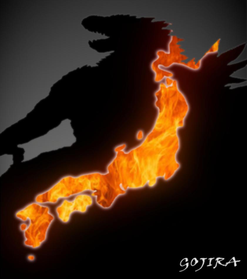 Kaiju: Ignite The Fire [Godzilla 2016] by Cyprus-1