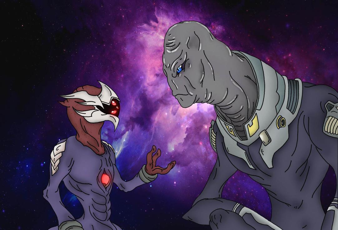Kaiju: An Alien Alliance by Cyprus-1
