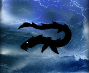 Kaiju/Primal Rage: Scylla Goddess Of Tempest