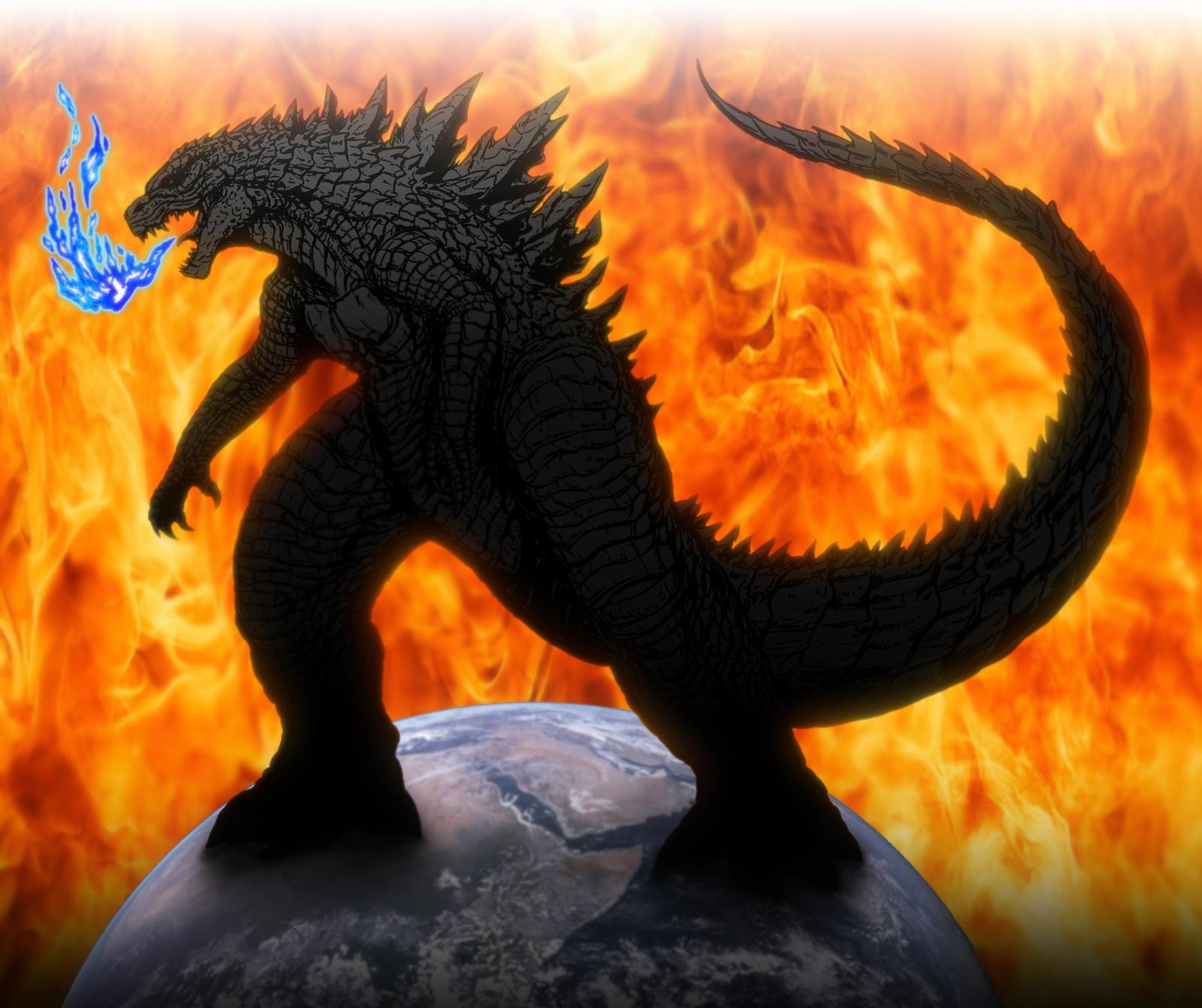 Kaiju: The Legend by Cyprus-1