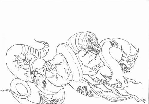 Kaiju: Poisonous Struggle