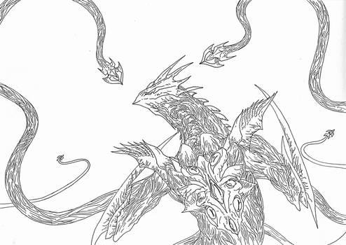 Kaiju: The Evil God Rais [Revenge-of-Irys]