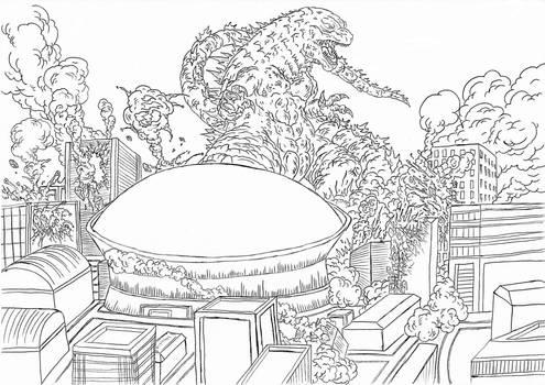 Kaiju: Oblivion At Superdome