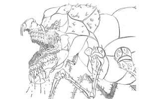 Horror: The Demonic Spider