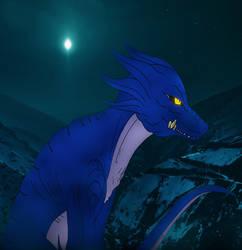 Kaiju: The Blue Spirit [SLIERUS] by Cyprus-1