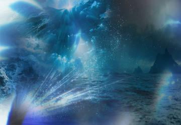 The Deep [The Force/Ocean Reiatsu] by Cyprus-1