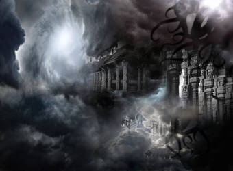 Cthulhu mythos: City of The Eldritch Horror by Cyprus-1