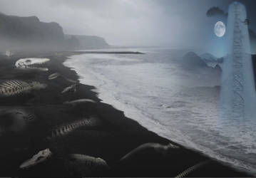 The Cthulhu Mythos: Dagon by Cyprus-1