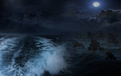 Cthulhu Mythos: The Deep Ones by Cyprus-1