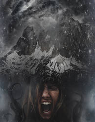 The Cthulhu Mythos: At The Mountains of Madness by Cyprus-1