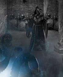 The Cthulhu Mythos: Yog-Sothoth Summoning Ritual by Cyprus-1