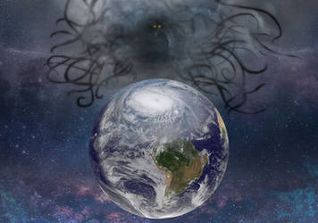 Cthulhu Mythos: When He Returns by Cyprus-1