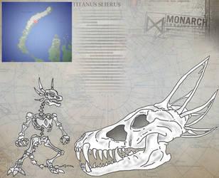Kaiju: Monarch Sciences by Cyprus-1