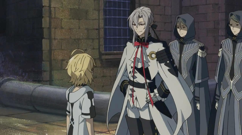 Mikaela and Ferid - ONS Ep.1 by mkayswritings